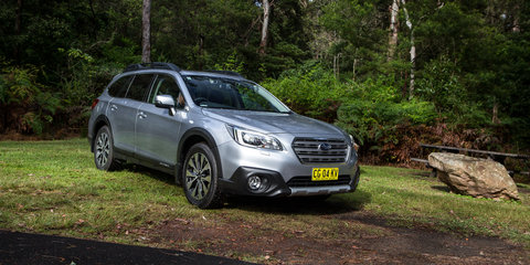 2016 Subaru Outback 2.5i Premium Review