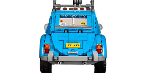 Lego Volkswagen Beetle revealed for Creator series