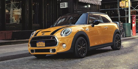 2016 Mini Cooper and Cooper S hatch pricing and specifications