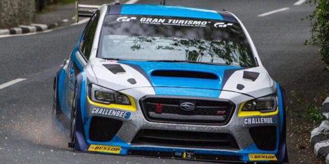 Subaru BRZ 'STI' teased on Instagram ahead of June 8 reveal