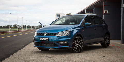 2016 volkswagen polo gti review sandown raceway weekender caradvice. Black Bedroom Furniture Sets. Home Design Ideas