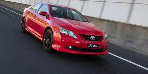 2016 Toyota Aurion pricing and specifications