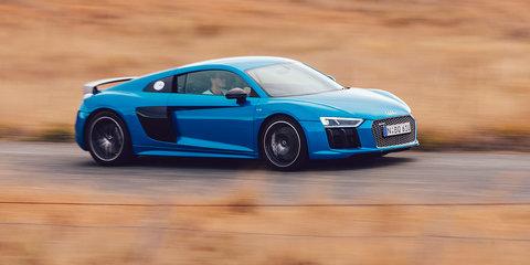 Audi Foundation kicks off with R8 supercar raffle