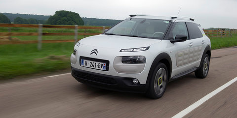 Citroen C4 Cactus Advanced Comfort concept promises 'flying carpet' ride