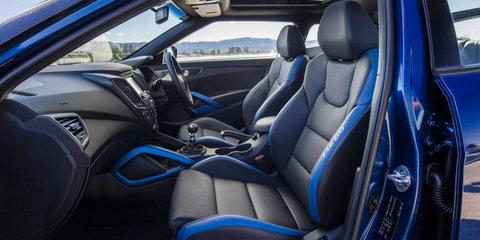 2016 Hyundai Veloster Street Turbo: new special on sale in Australia