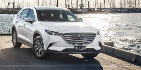 2016 Mazda CX-9 pricing revealed for Australia