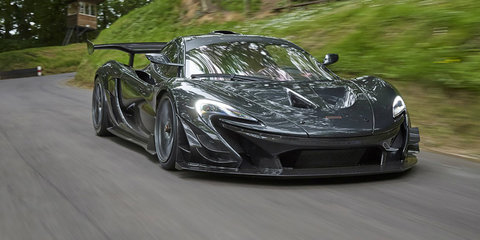 McLaren P1 LM revealed: street-legal P1 GTR debuts at Goodwood