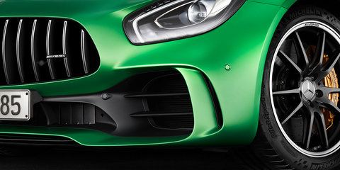 Mercedes-AMG to adopt new grille treatment to further differentiate sporty models from standard ones