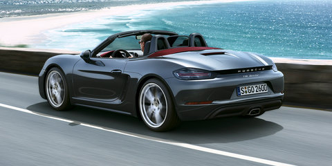 Porsche 718 Boxster Spyder on the way with GT3 flat six - report
