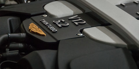 2017 Aston Martin DB11 makes its Australian debut