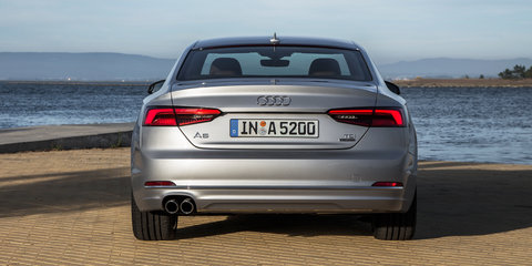 2017 Audi A5 and S5 Review:: First drive