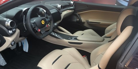2017 Ferrari GTC4Lusso to attract first-time customers, says local chief