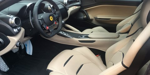 Ferrari designer says 'no way' to Ferrari SUV