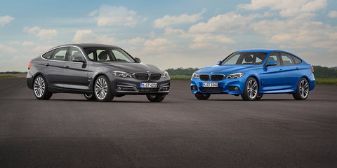 2017 BMW 3 Series Gran Turismo revealed ahead of Australian debut