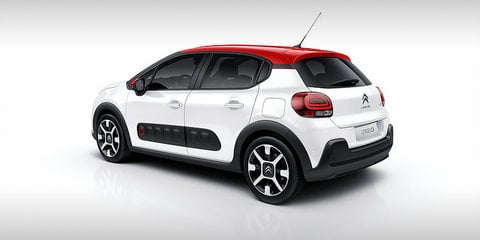 2017 Citroen C3 surfaces online ahead of global unveiling