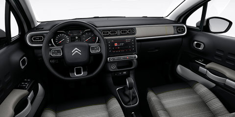 2018 Citroen C3 pricing and specs