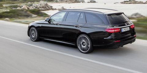 2017 Mercedes-Benz E-Class Estate revealed, Australian launch due next year