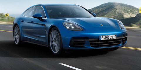 2017 Porsche Panamera revealed: $304,200 starting price, on sale in Australia now