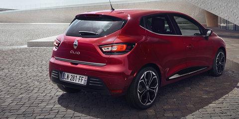 2017 Renault Clio revealed ahead of Australian launch