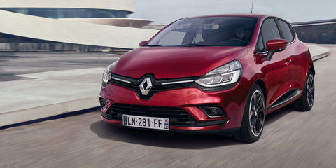 2017 Renault Clio revealed ahead of Australian launch