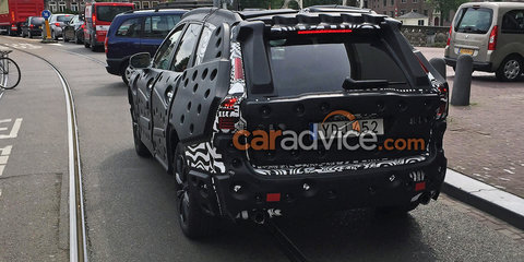 2017 Volvo XC60 spied in Amsterdam