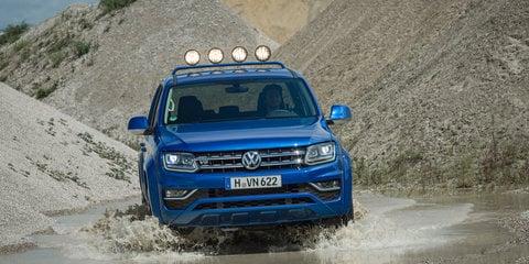 Volkswagen Amarok SUV expected by 2020