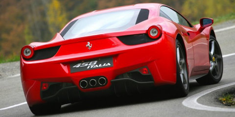 Ferrari recall numbers rise as Takata airbag fault expands: 458 Italia, 458 Spider, California, FF affected locally