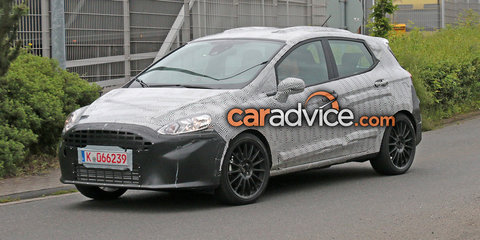 2017 Ford Fiesta ST to get three-cylinder turbo - report
