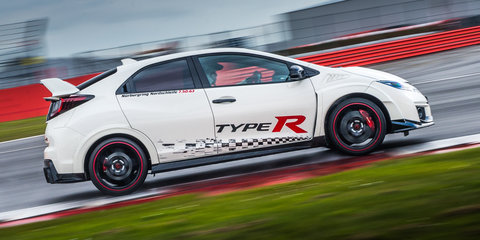 2016 Honda Civic Type R claims production-car lap records; Nurburgring not among them