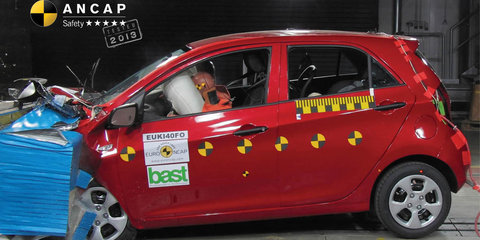 ANCAP:: Kia Picanto crashed locally in response to overseas results - UPDATE