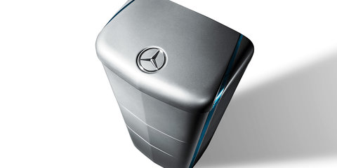 Mercedes-Benz Energy reveals Tesla Powerwall home battery rival
