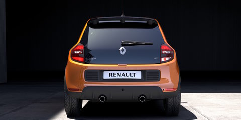 Renault Twingo GT:: rear-drive city car gets Renault Sport boost