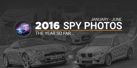 2016 spy photos:: the year so far...