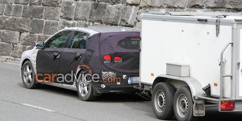 2017 Hyundai i30 spied