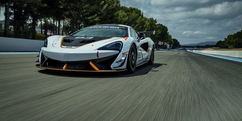2017 McLaren 570S Sprint unveiled ahead of Goodwood debut