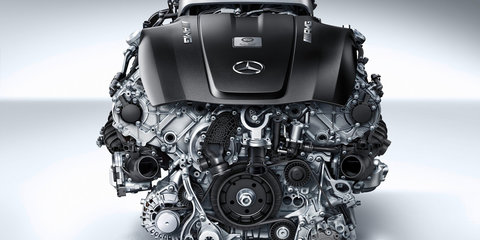 Mercedes-AMG 2.0-litre, 4.0-litre engines have potential for big power boosts