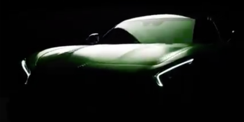 2016 Mercedes-AMG GT R teased - video