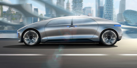 Mercedes-Benz to launch all-new electric vehicle before ...