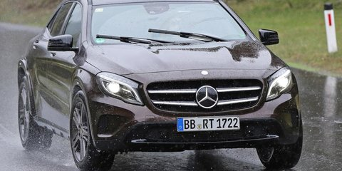 Mercedes-Benz GLB badge trademarked - report