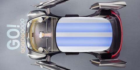Mini Vision Next 100 concept unveiled