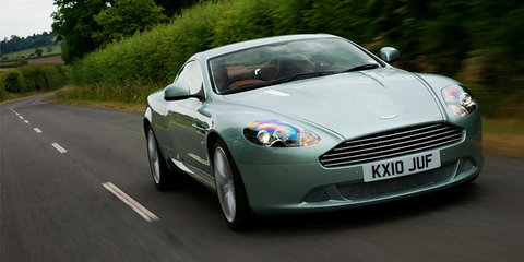 Aston Martin DB9, DBS, Virage and Vanquish recalled
