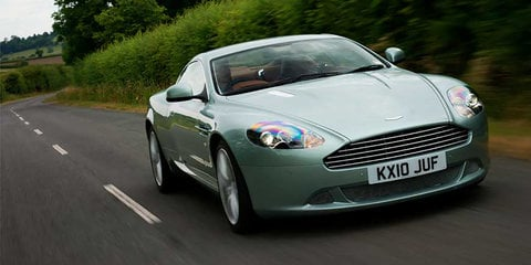 Aston Martin DB9 production ends