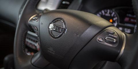Hyundai Santa Fe Highlander v Kia Sorento Platinum v Mazda CX-9 Touring v Nissan Pathfinder ST-L comparison