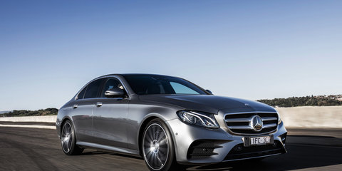 2016 Mercedes-Benz E-Class pricing and specifications