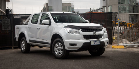 2016 Holden Colorado LTZ (4x4) Review
