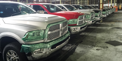Ram Trucks Australian conversion facility, behind-the-scenes tour