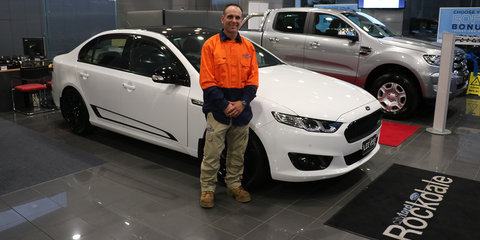 Ford Falcon XR8 Sprint 1/750 raises $92,500 for Juvenile Diabetes Research Fund