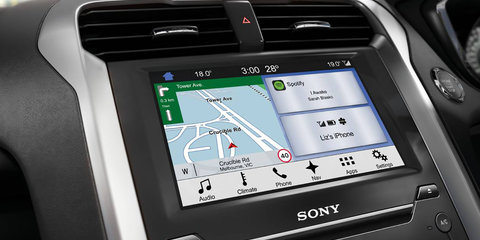 Ford Mondeo update announced:: Sync 3 standard across the range