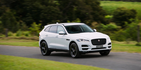 Jaguar F-Pace to be brand's best-selling model