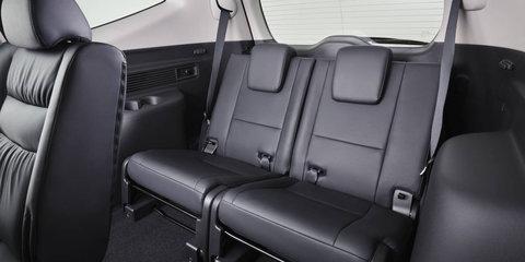 2016 Mitsubishi Pajero Sport seven-seater on sale in Australia